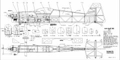 HotStuff III - Version 3 model airplane plan