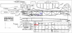 Hot Dawg model airplane plan
