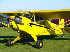 J3CUB model airplane plan