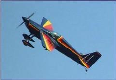 Laser 200 model airplane plan