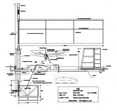 M1 model airplane plan
