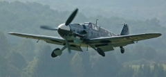 Messerschmitt Bf 109 model airplane plan