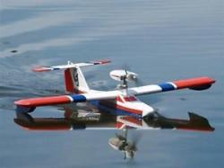 Modifid  Sea Master 40 model airplane plan