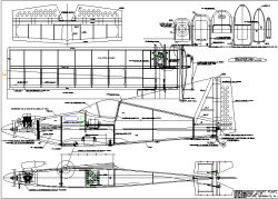 Orion Sport Funfly model airplane plan