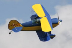 Pitts 2g model airplane plan