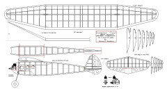 Rambler Too model airplane plan