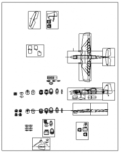 Ravan MNC model airplane plan