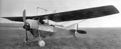 REP Type B (1910) model airplane plan
