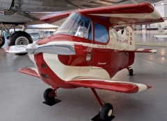 Stits SA-2A Sky Baby (N5K) model airplane plan