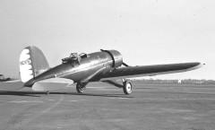 Lockheed Sirius 8-C model airplane plan