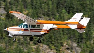 Cessna 336 Skymaster model airplane plan