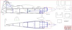 Velox Revolution model airplane plan