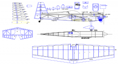 Viper 1 model airplane plan