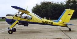 Wilga PZL 104 model airplane plan