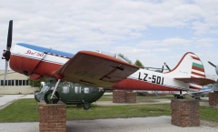 Yak-501 model airplane plan