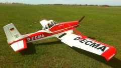 Cessna 188 Agwagon model airplane plan