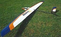 albatros4 model airplane plan