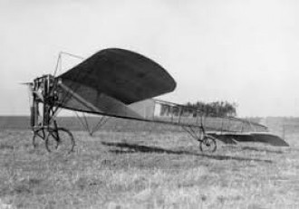 Bleriot Monoplane 1910 model airplane plan