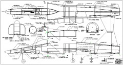 Force 10 model airplane plan