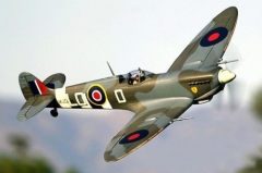 halfa spitfire model airplane plan