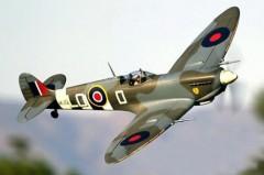 Supermarine Spitfire Mk IX model airplane plan