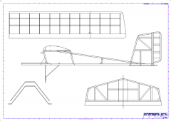 Laban Electric model airplane plan