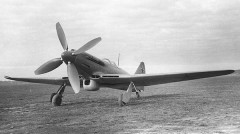 Mikoyan-Gurevich MIG-7 / I-224 model airplane plan