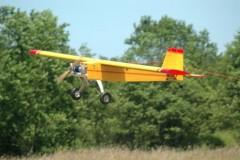Pegasus Tow Plane model airplane plan