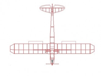CAD Wood Model Airplane PlansAeroFred - Free Model Airplane ... Airplane Schematics on