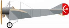 REP Type N model airplane plan