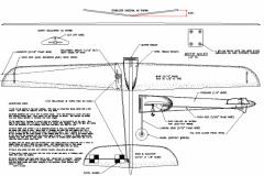 Strkeriv model airplane plan