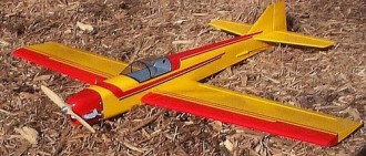 Sykosis model airplane plan