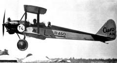 Aero A-34W Kos model airplane plan