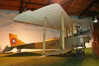 Aero AE 10 model airplane plan