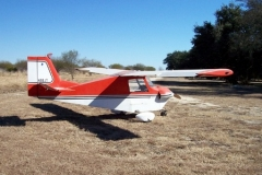 Aerosport Quail model airplane plan