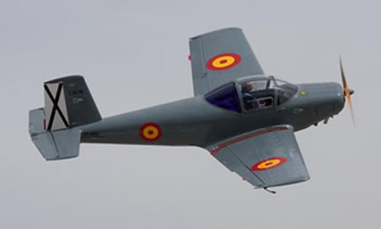 Aisa I-11B model airplane plan