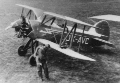 Avia B-422 model airplane plan