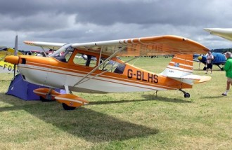 Bellanca Citabria 7ECA model airplane plan