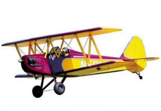 Bi Baby model airplane plan