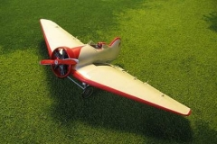 Bok 5 model airplane plan