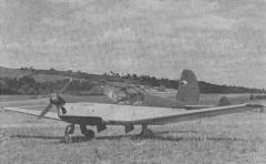 Bonzo M 3 model airplane plan