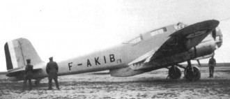 Breguet 462-B4 model airplane plan