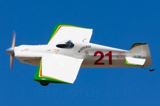 Cassutt Model 2 model airplane plan