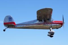 Cessna 120-140 model airplane plan