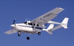 Cessna Skymaster model airplane plan