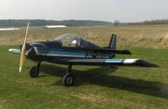 Colibri MB II model airplane plan