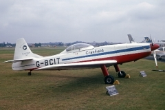 Cranfield A1 model airplane plan