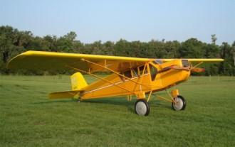 Curtiss Robin model airplane plan