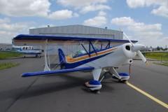 EAA Acrosport model airplane plan