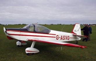 Emeraude CP-301B model airplane plan